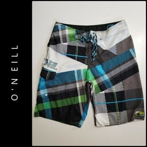 Oneill Men's  Swim Trunks Board Shorts Size 32